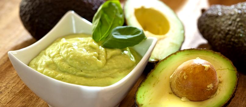 Molho de abacate para saladas | Receitas Saudáveis