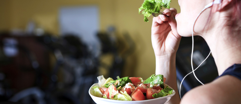 Alimentação pré e pós treino | Chill Out, O seu clube de saúde