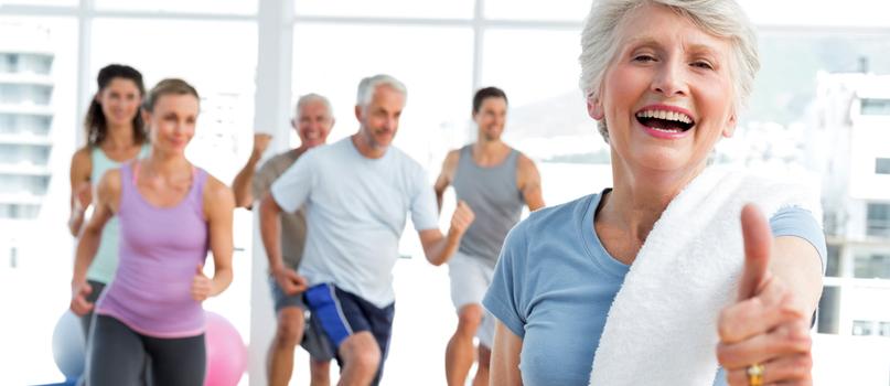 O exercício físico na terceira idade | Chill Out, o seu clube de saúde
