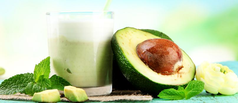 Smoothie de avocado ou abacate | ChillOut, o seu clube de saúde