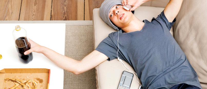 Vamos combater o sedentarismo?