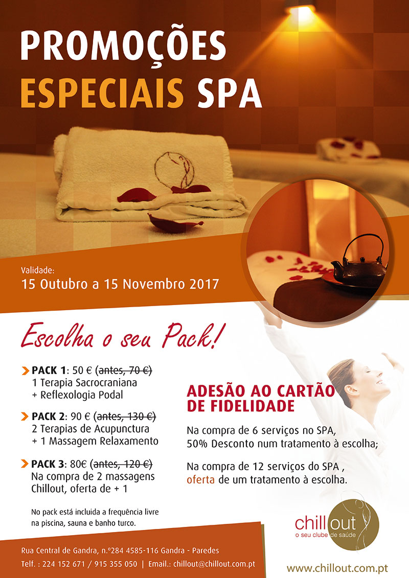 Promocoes-SPA-Chillout
