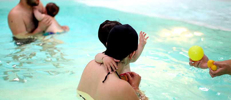 Natação para bebés | Chill Out - O seu clube de saúde